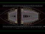 奥体中心建筑图纸