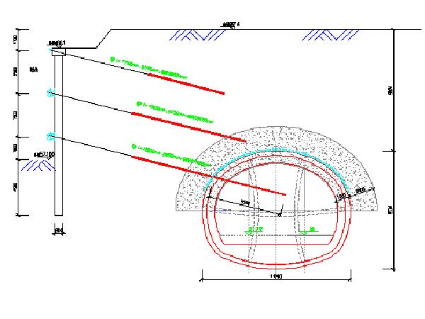 区间暗挖大断面拆撑及二衬专项施工方案
