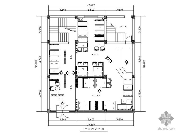 经典茶室设计图