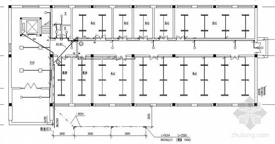 某四层办公楼电气图纸