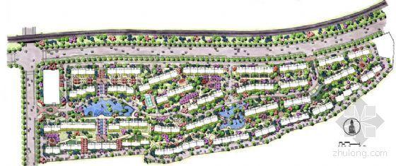 [天津]小区景观方案设计