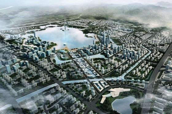[山西]大型城市综合体规划及单体设计方案文本(知名建筑设计)