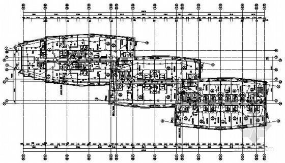 [威海]二十七层超大型商业中心全套完整图纸295张