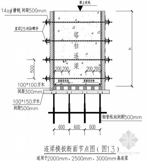 站房工程超高A型清水混凝土塔柱施工工法