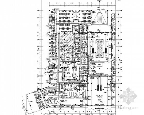 [浙江]14万平三级甲等综合医院电气施工图270张(新火规 新照明 甲级设计院)