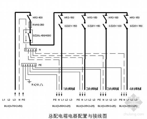 广西某糖厂水源泵房临时用电施工方案(单体筒仓结)