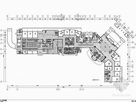 [安阳]国际五星级标准奢华酒店室内设计方案图