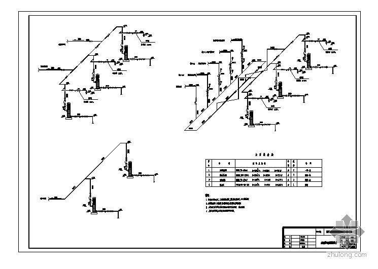某二十七层综合楼给排水毕业设计图纸