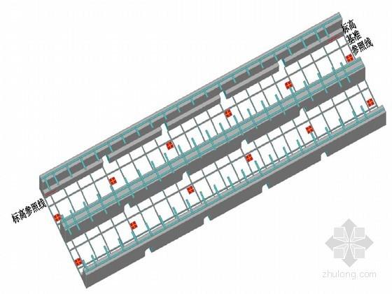 特大桥钢管桁架梁单元节段制造工法(现场拼装 节段组焊)