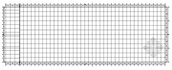 [湖北]门式刚架专用汽车联合厂房结构施工图(含吊车梁)