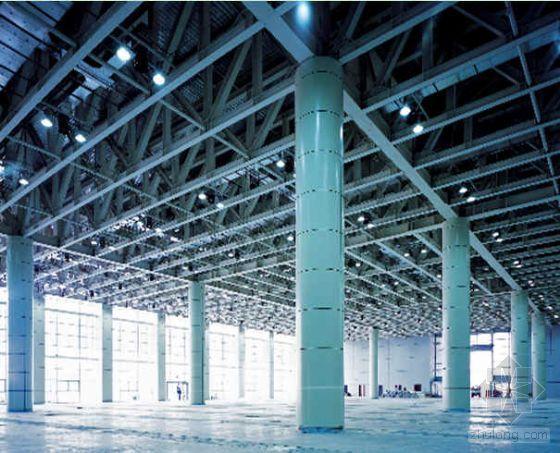 使用三维模型方式进行钢结构施工图的细化