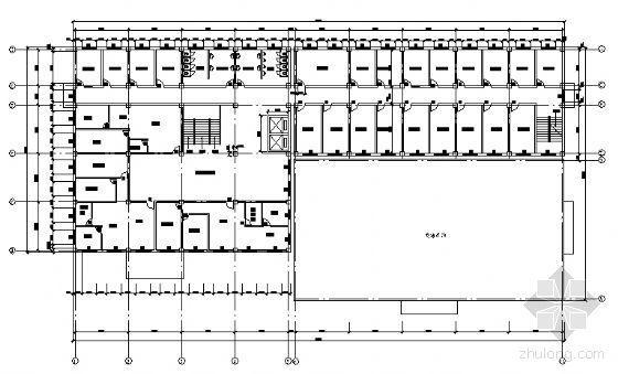 某八层办公楼建筑结构施工图-3