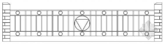 欧式栏杆详图36
