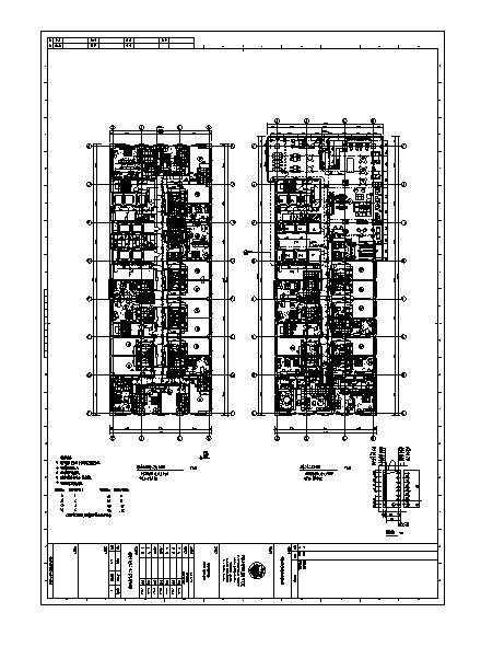 漕河泾新建办公楼全套施工图