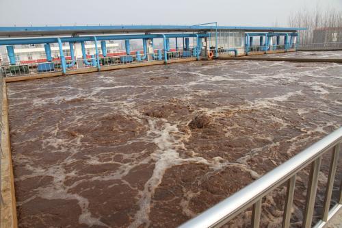 给排水施工案例之乡镇污水处理厂施工组织设计