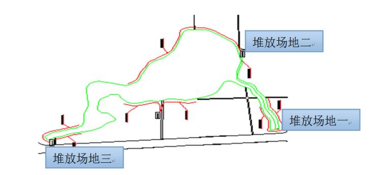 [鹿鸣湖]成湖工程边坡防护分部工程施工方案