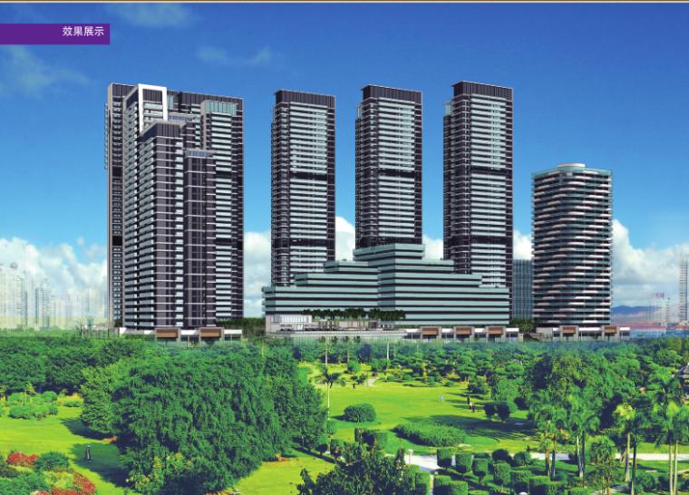 [广州]别致立面一梯一户高层住宅建筑设计方案文本(含SU、CAD)_5