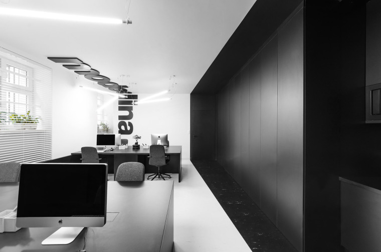 波兹南mode:lina新办公室-办公空间装修案例-筑龙室内