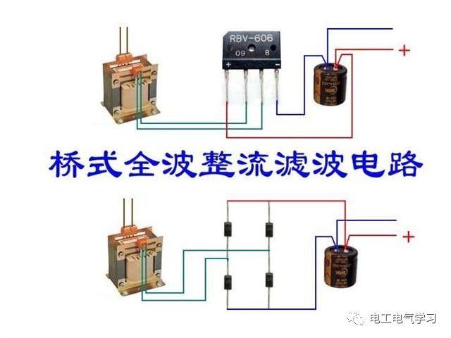 【电工必备】开关照明电机断路器接线图大全非常值得收藏!_40