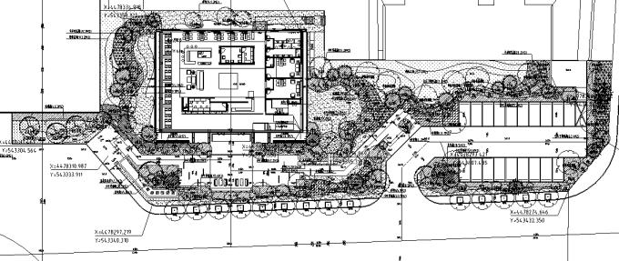 [河北]生态森林氧吧特色人文休闲社区景观设计全套施工图(2017最新)