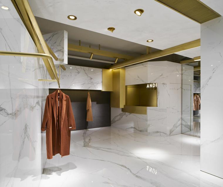 杭州ANDFOR服装品牌展厅-19