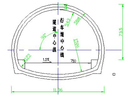 隧道施工图设计计算说明书Word版_3