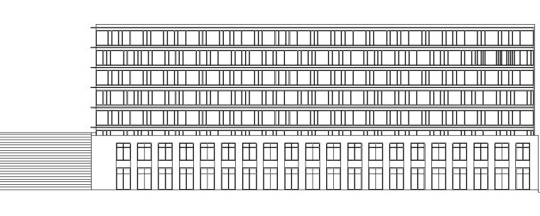 波尔卡酒店酒店CAD施工图_3