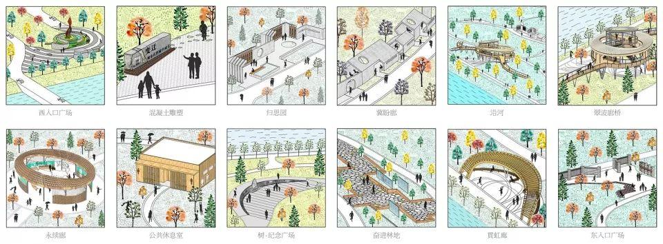 [叙事性空间结构]北京大兴生态文明教育公园/加拿大考斯顿设计_4