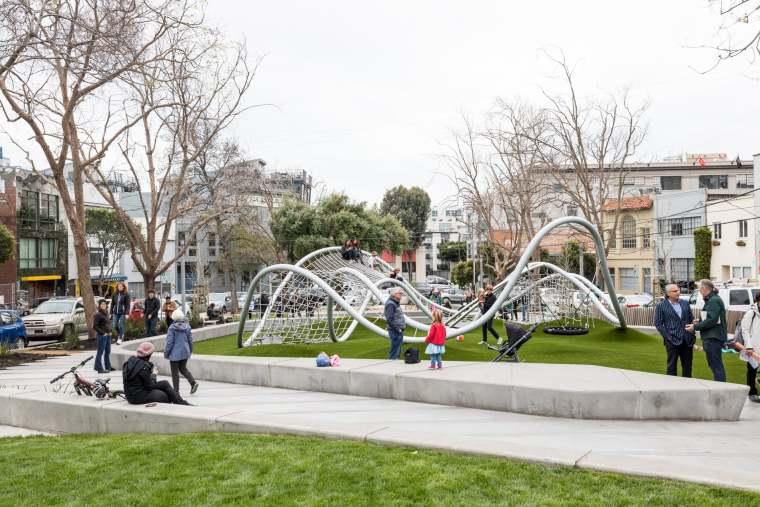 旧金山南公园改造-10