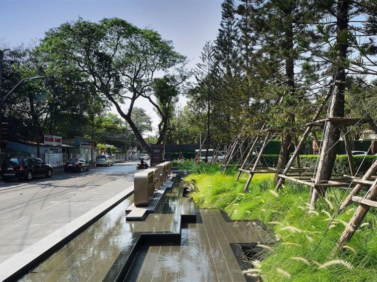 泰国Morph38公寓景观-1