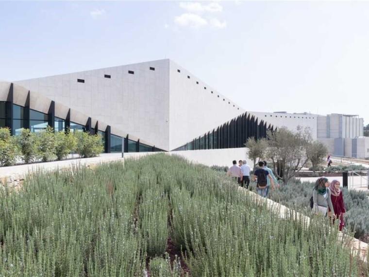 巴勒斯坦博物馆周围景观