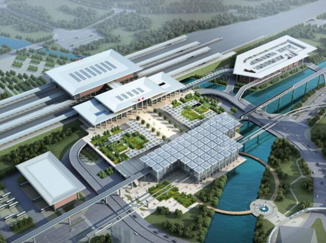 [昆明]新机场综合交通枢纽站监理规划(共92页)
