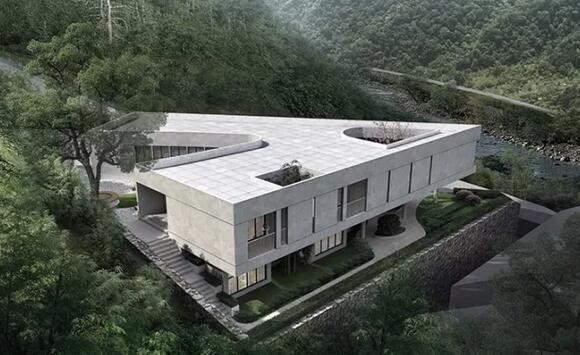 1200㎡缅甸皇家国际私家别墅建筑设计方案