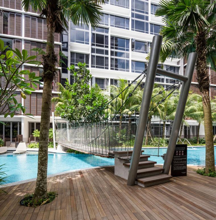 新加坡Lanai住宅区_9