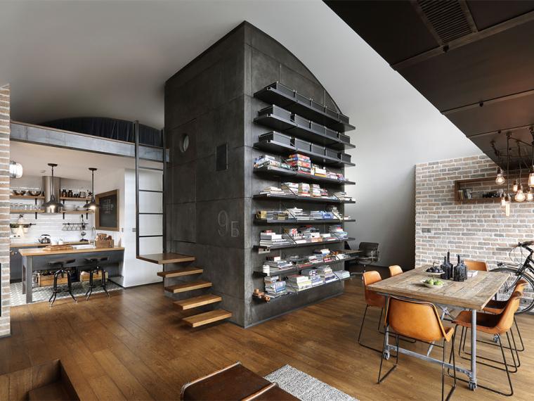 保加利亚阁楼公寓_1