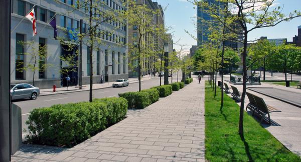 加拿大Quartier国际都市区域_3