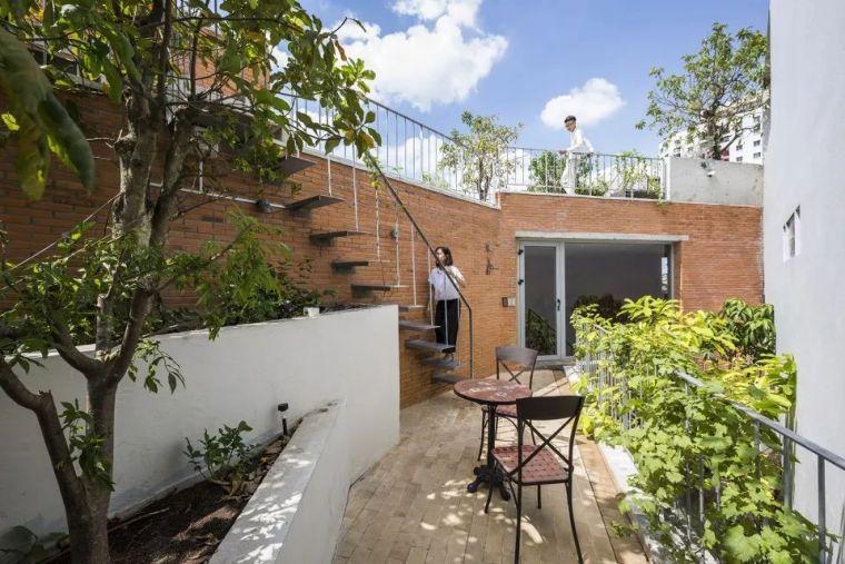 大型绿色花园-Ha住宅,胡志明市/VTNarchitects