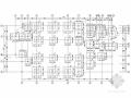 阶梯教室结构施工图(含大垮梁设计)