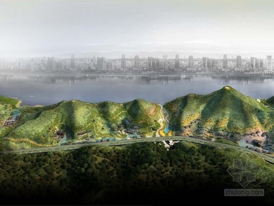 [湖北]城市生态森林公园景观规划设计方案