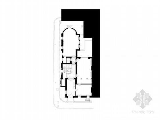 复古时尚办公室设计方案(含效果图)