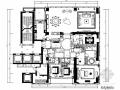 [温州]花园小区现代豪华欧式五居室装修图(含实景)