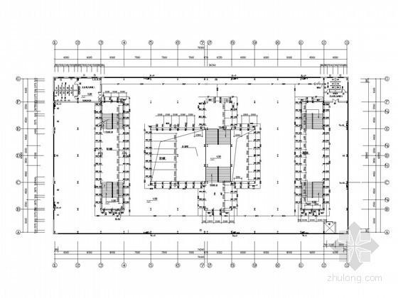 批发市场建筑给排水图纸