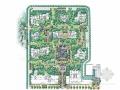 [西安]著名新中式居住区景观设计全套文本
