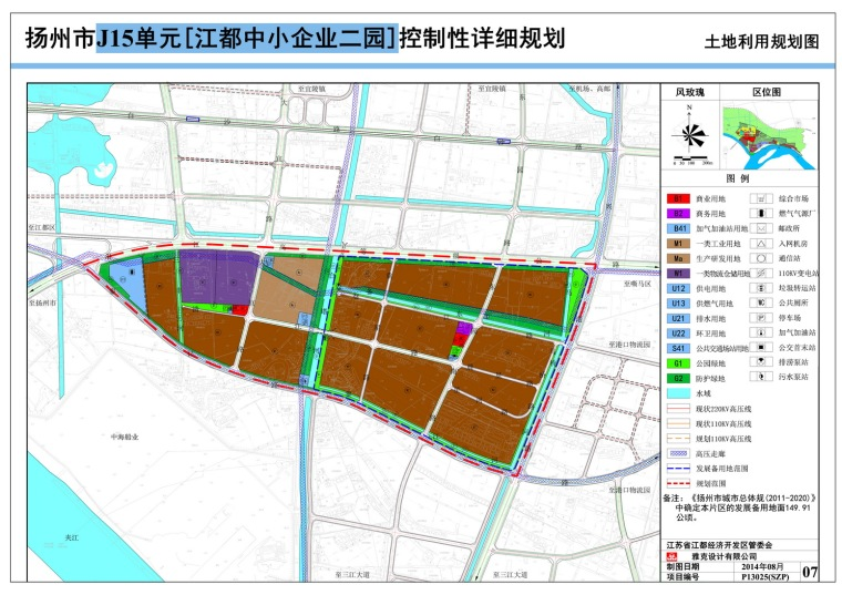 扬州市J15单元控制性详细规划-4c862594df014b438a4be9f637202dfa.jpg