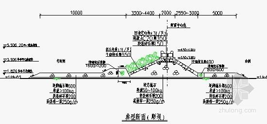 防汛抗台技术措施资料下载-[上海]围垦保滩工程施工组织设计(技术标)