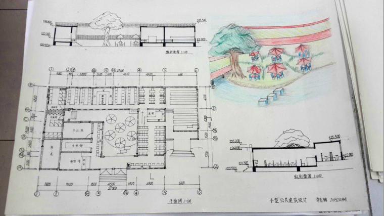 谜川-咖啡厅设计_3