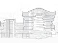 建筑剖面图之美