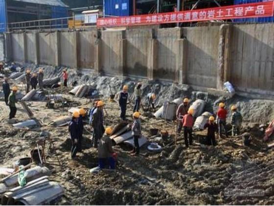 [江西]新建工业厂房人工挖孔桩基础安全专项施工方案