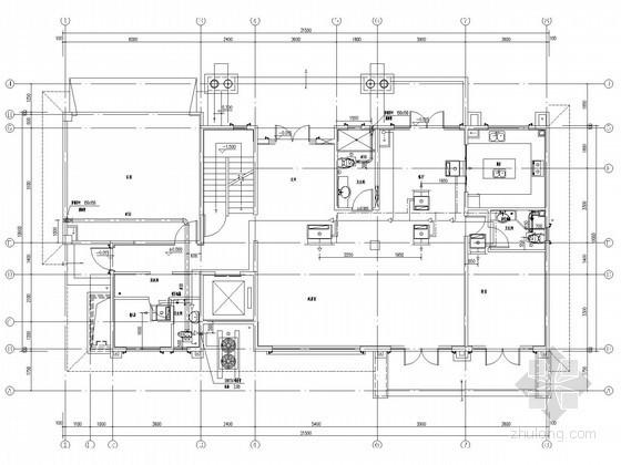 [海南]多层住宅空调通风系统设计施工图