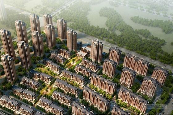 [天津]框剪结构住宅小区工程冬季施工方案(综合蓄热法)